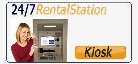 24/7 Rental Station Kiosk - Westside Road Storage